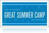 Choose A Great Summer Camp Infographic