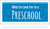 What to Look For in a Preschool [INFOGRAPHIC]