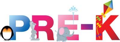 Pre-K for Kids Logo