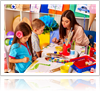 Pre-Kindergarten Painting Program
